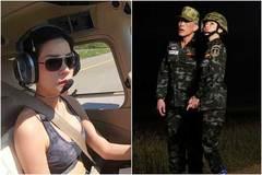 Hình ảnh hiếm về tân nương của Quốc vương Thái Lan