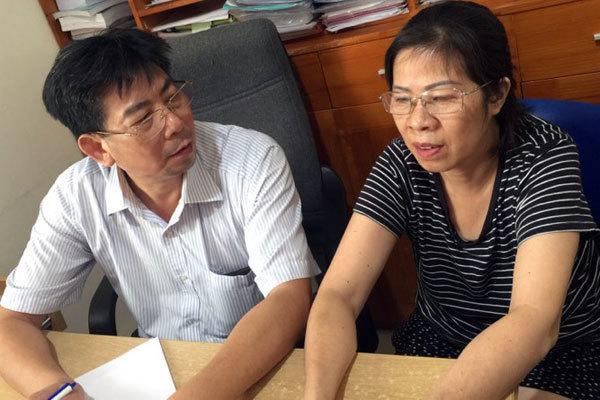 Kh.ởi t.ố b.à Nguyễn Bích Quy, ng.ười đưa đón h.ọc s.inh trường Gateway