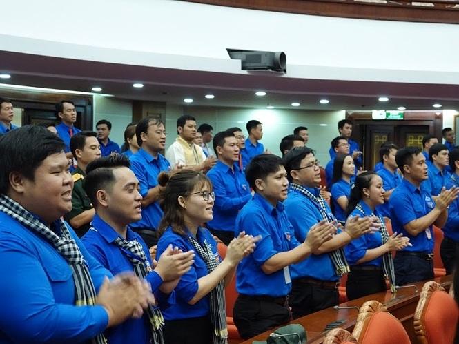Tổng bí thư, Chủ tịch nước gặp mặt đảng viên trẻ tiêu biểu làm theo lời Bác