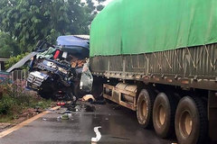 One killed, 17 injured in two separate road accidents