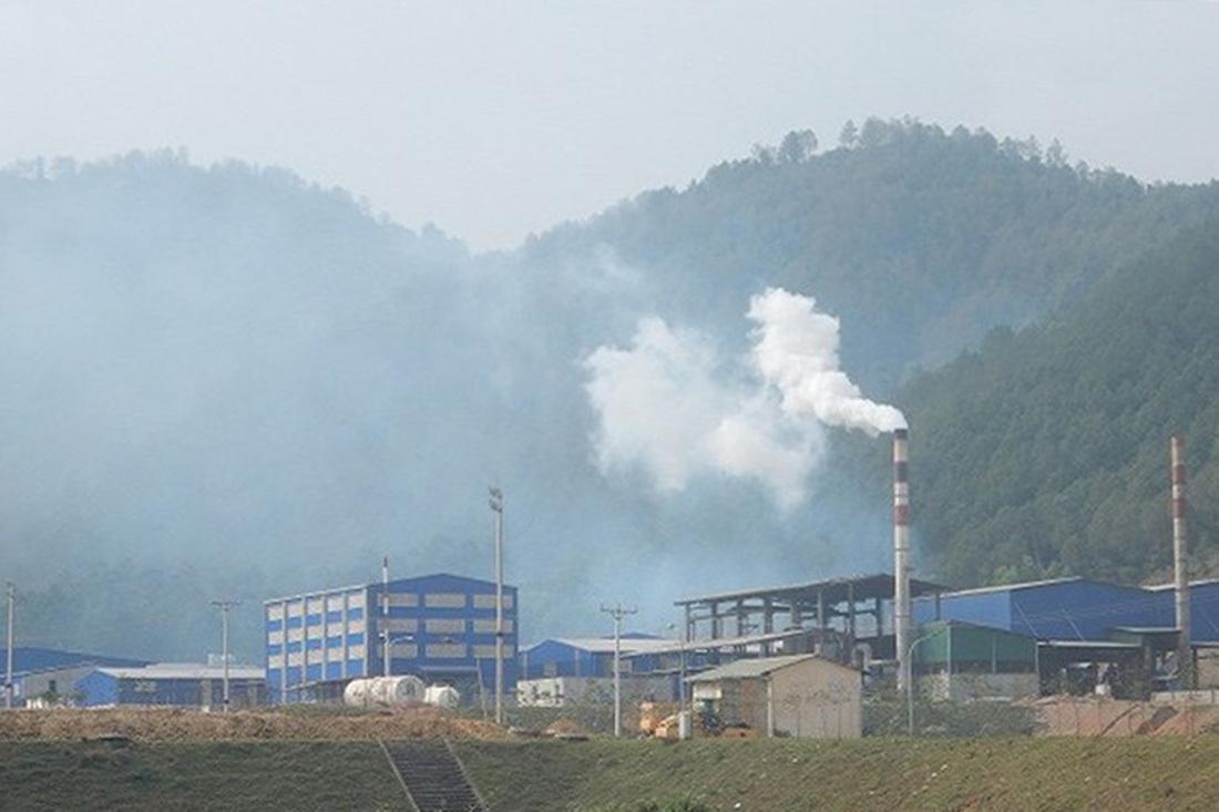 Xả thải gây ô nhiễm, công ty môi trường Nghệ An bị phạt gần 600 triệu