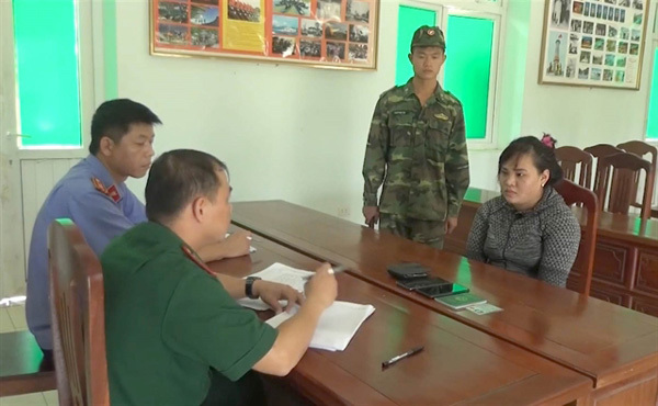 Lang Son border guards arrest two for trying to sell newborn to China