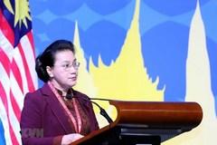 NA leader calls for stronger AIPA-ASEAN partnership