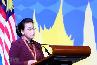NA leader calls for stronger AIPA-ASEAN partnership