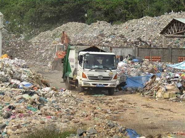 Con Dao,stop shipping waste to mainland,Vietnam environment,climate change in Vietnam,Vietnam weather,Vietnam climate,pollution in Vietnam,environmental news,sci-tech news,vietnamnet bridge,english news,Vietnam news,vietnamnet news,Vietnam breaking news