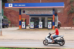 Low quality gasoline businesses fined in Dak Nong