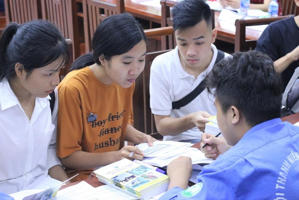 nữ sinh Hà Tĩnh,Trường ĐH Dược Hà Nội