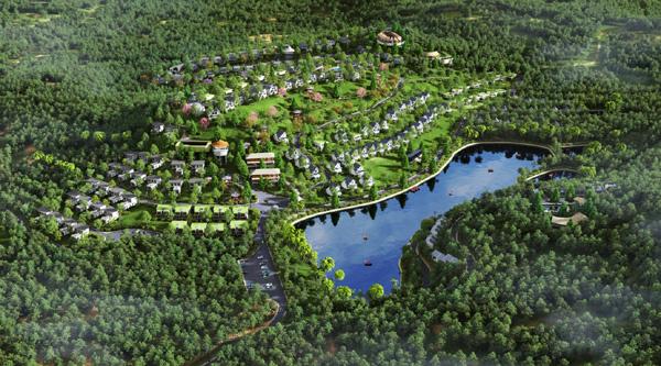 Panorama Hills - khu nghỉ dưỡng sinh thái mới lạ ở Hòa Bình