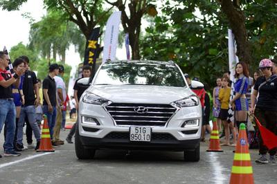 Sôi động Hyundai Fest 2 ở TP.HCM