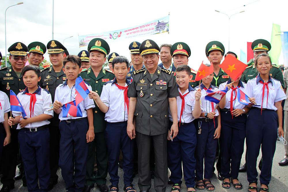 biên giới,Campuchia,Việt Nam