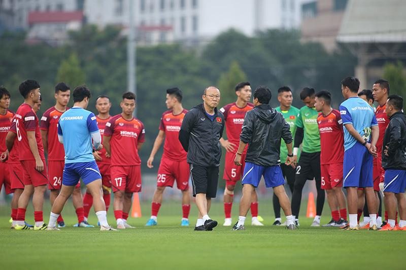 HLV Park Hang Seo: 'Tuyển Việt Nam sẽ thắng Thái Lan'