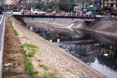 Rivers polluted by untreated waste sources