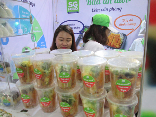 VN snack exports have huge potential