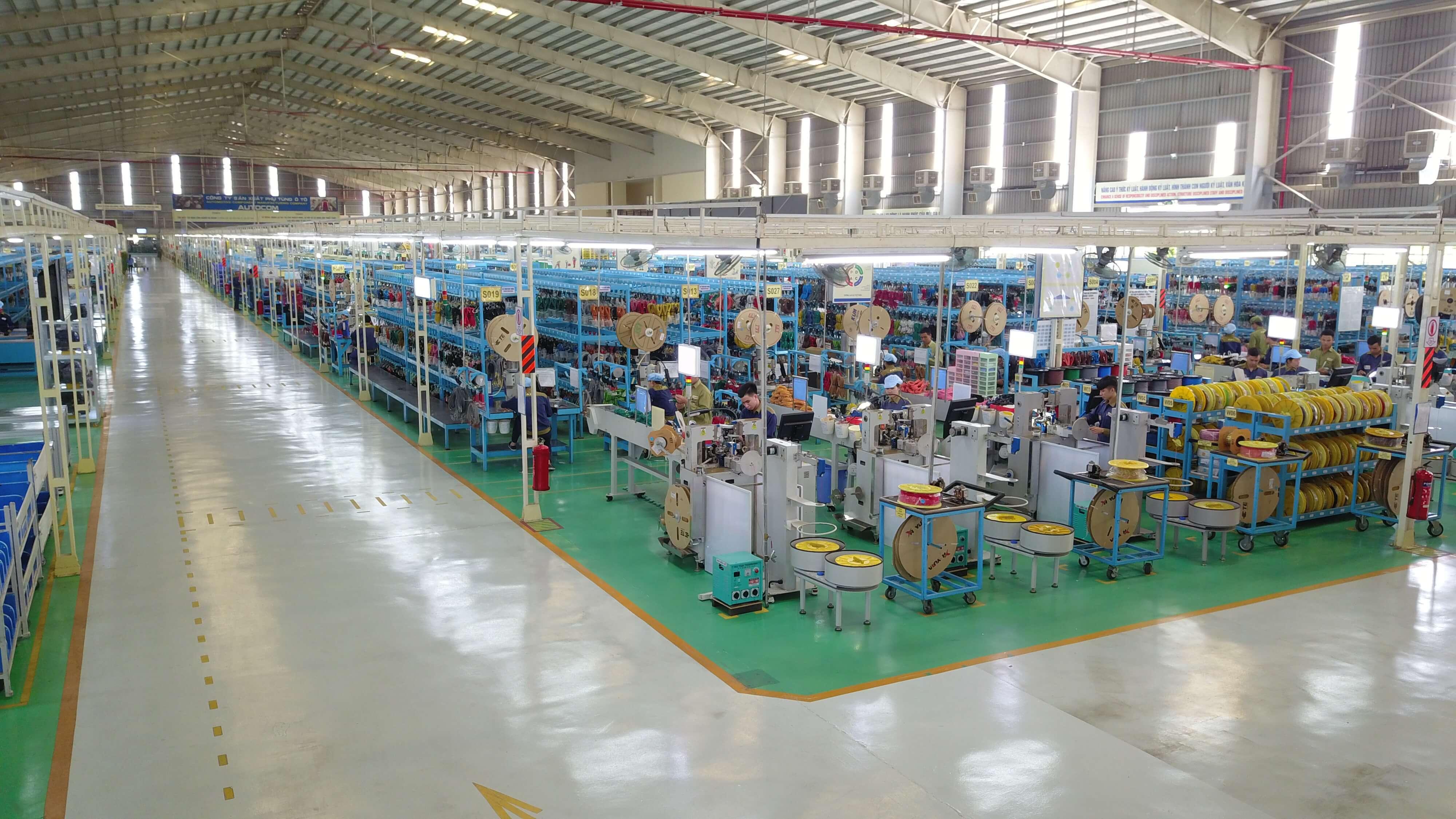 thaco,công nghiệp hỗ trợ cho ô tô