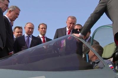 Tổng thống Putin đích thân chào hàng chiến đấu cơ thế hệ 5