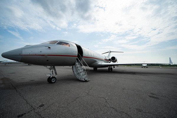Bên trong máy bay tư nhân hạng sang dành cho giới doanh nhân