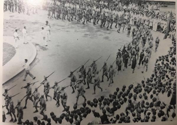 ngày độc lập,Võ Nguyên Giáp,Hoàng Minh Giám