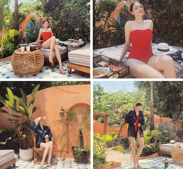 Em chồng Hà Tăng công khai hẹn hò người mẫu ảnh Lin Rin