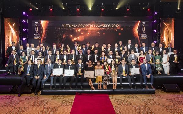 Gamuda Land Việt Nam 'thắng lớn' ở Vietnam Property Awards 2019
