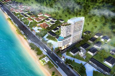 Khai trương khách sạn Nàng Tiên Cá - Mermaid Seaside Hotel