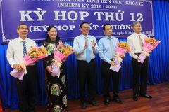 Bến Tre họp bất thường bầu 2 Phó chủ tịch UBND tỉnh