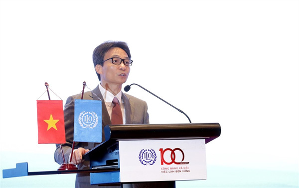 Vietnam, ILO co-operate for decent work