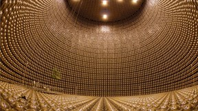 Ngắm đài thiên văn khổng lồ sâu dưới lòng đất