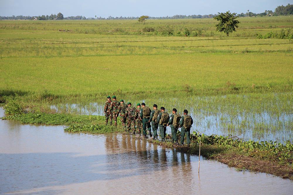 Việt Nam,Campuchia,biên giới