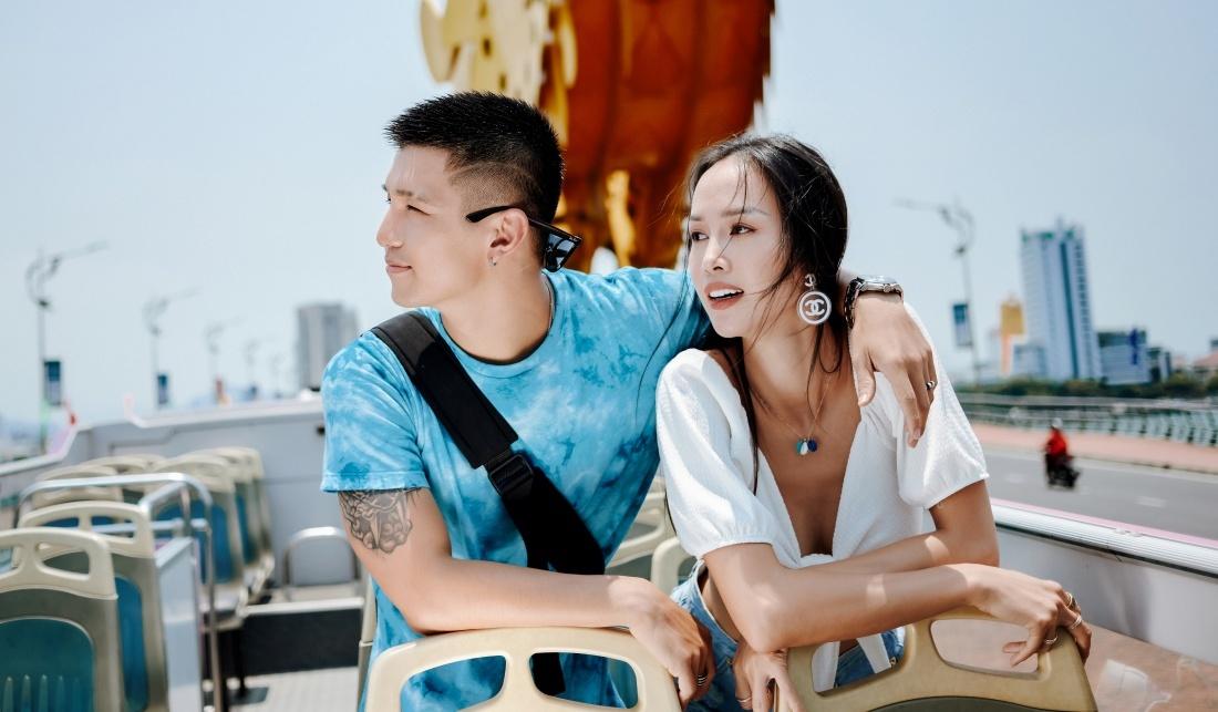 Cường Seven: 'Tôi không ngại bị soi mối quan hệ với Vũ Ngọc Anh'