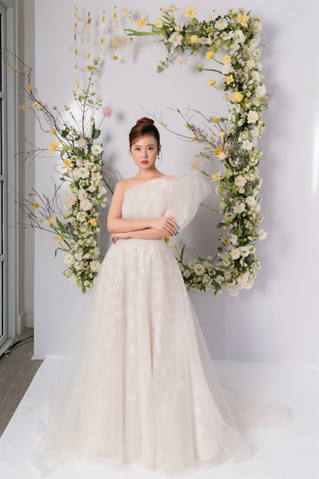 Designer Phuong My presents her first bridal collection