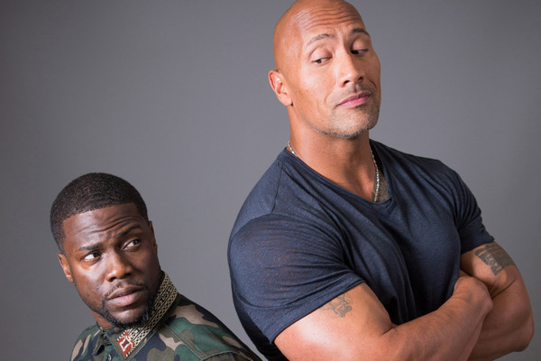 Kevin Hart,The Rock