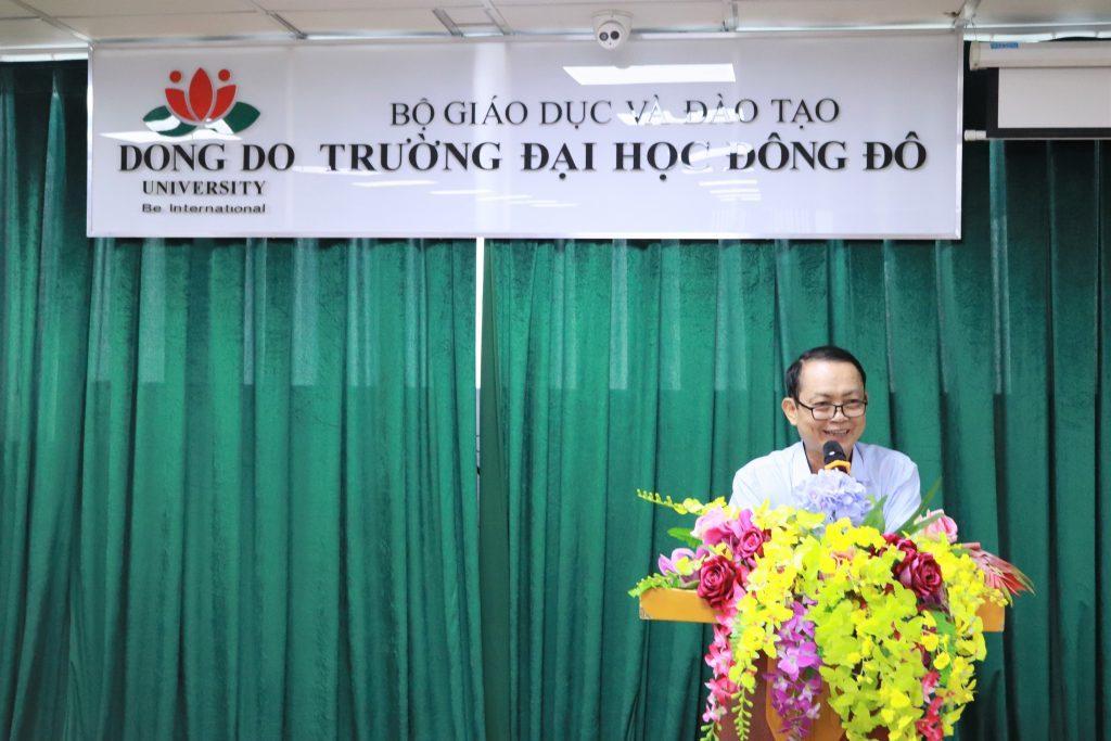 Trường ĐH Đông Đô bổ nhiệm hiệu phó mới