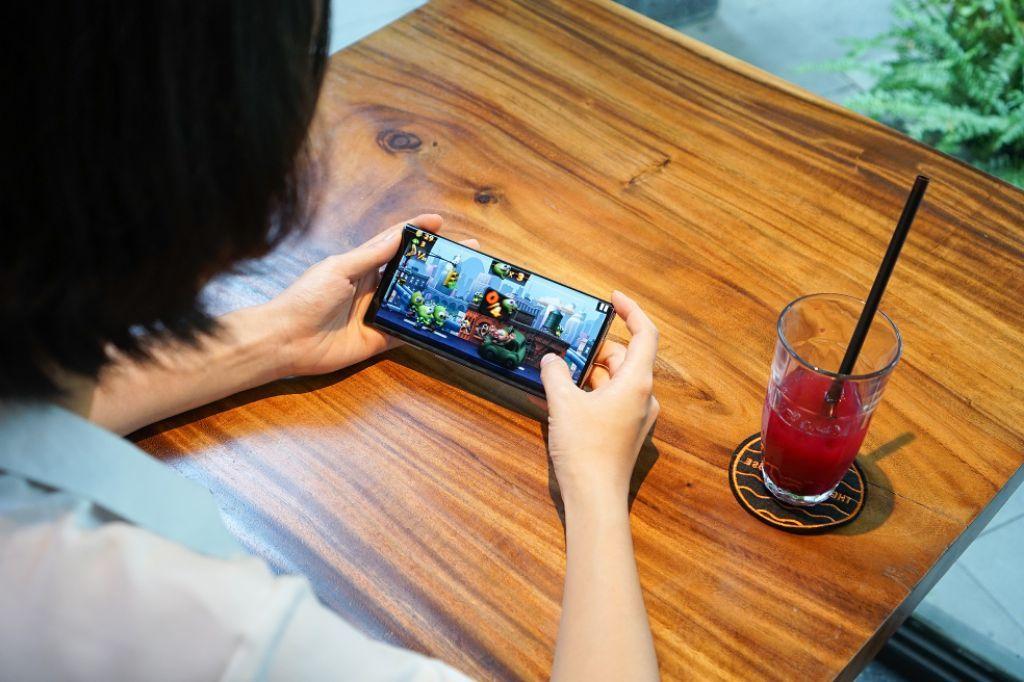 Galaxy Note10,game trên smartphone,game di động