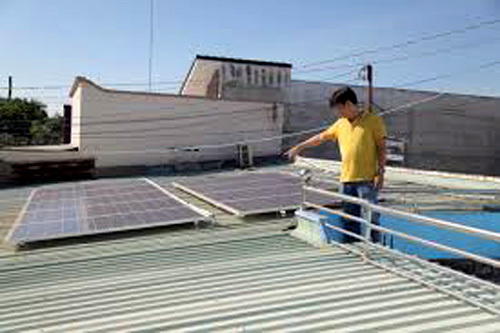 EVN,households,installed rooftop solar power systems,Vietnam environment,climate change in Vietnam,Vietnam weather,Vietnam climate,pollution in Vietnam,environmental news,sci-tech news,vietnamnet bridge,english news,Vietnam news,vietnamnet news