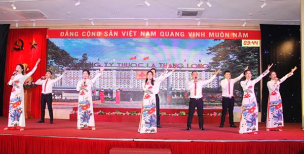Vinataba đẩy mạnh học tập làm theo tấm gương đạo đức Hồ Chí Minh