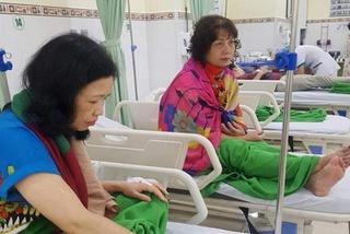 9 du khách nhập viện sau ăn trưa ở Đà Nẵng, thịt heo nhà hàng nhiễm Ecoli