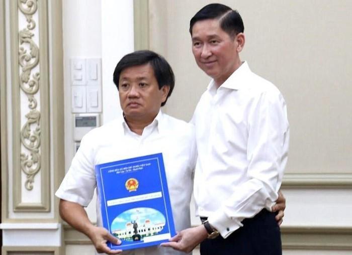TP.HCM thống nhất cho ông Đoàn Ngọc Hải từ chức