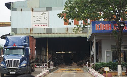 2 nhà máy thép nợ trăm tỷ dừng hoạt động, ngân hàng 'cầu cứu' Bí thư Đà Nẵng