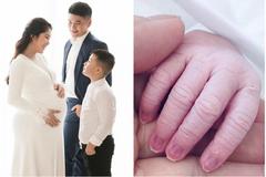 Lê Phương sinh con thứ 2 cho chồng kém 7 tuổi