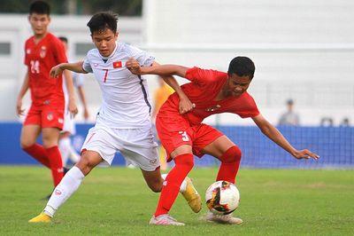 U15 Việt Nam tuột ngôi vô địch sau màn rượt đuổi kịch tính