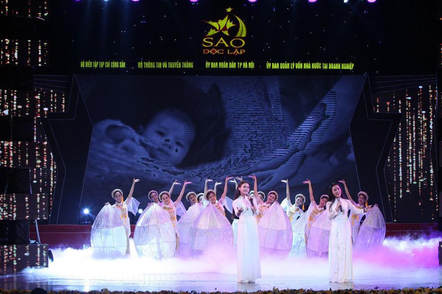 Tinh thần tự hào Việt Nam trong 'Sao độc lập'