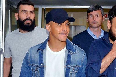 MU hắt hủi, Alexis Sanchez vẫn được chào đón nồng nhiệt ở Inter