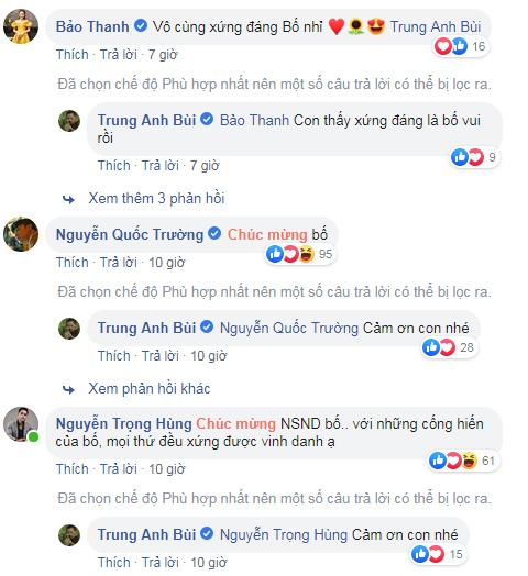 Về nhà đi con,Trung Anh,Trọng Hùng,Bảo Thanh,Quốc Trường,Doãn Quốc Đam