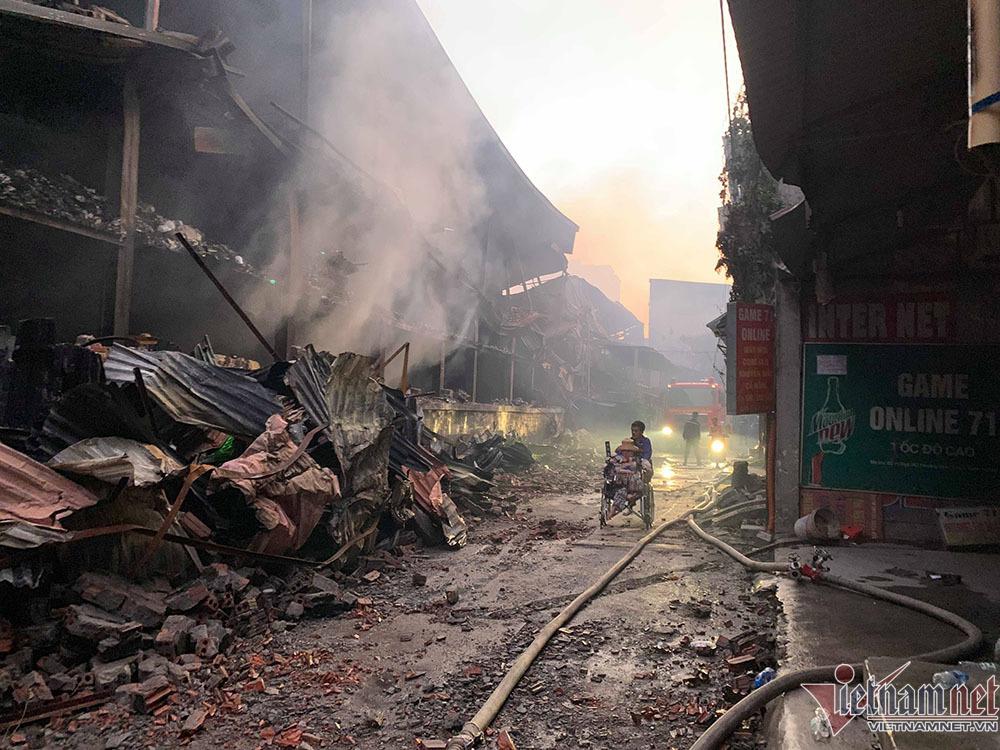 cháy nhà máy Rạng Đông,nhiễm độc thủy ngân