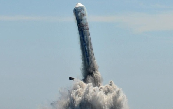 Trung Quốc,Mỹ,tên lửa đạn đạo,tên lửa hạt nhân,DF-41,cảnh báo
