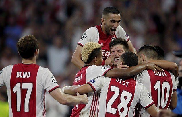 Xác định 32 đội dự Champions League 2019-2020