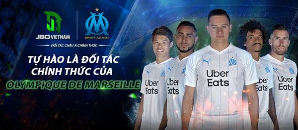JBO Vietnam đạt thỏa thuận hợp đồng đối tác châu á với Marseille