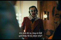 Bộ phim về ác nhân được chờ đợi nhất năm 2019 tung trailer ám ảnh