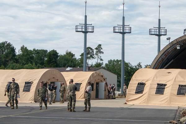 Lính Mỹ rèn luyện khắc nghiệt đề phòng xung đột với Nga, Trung