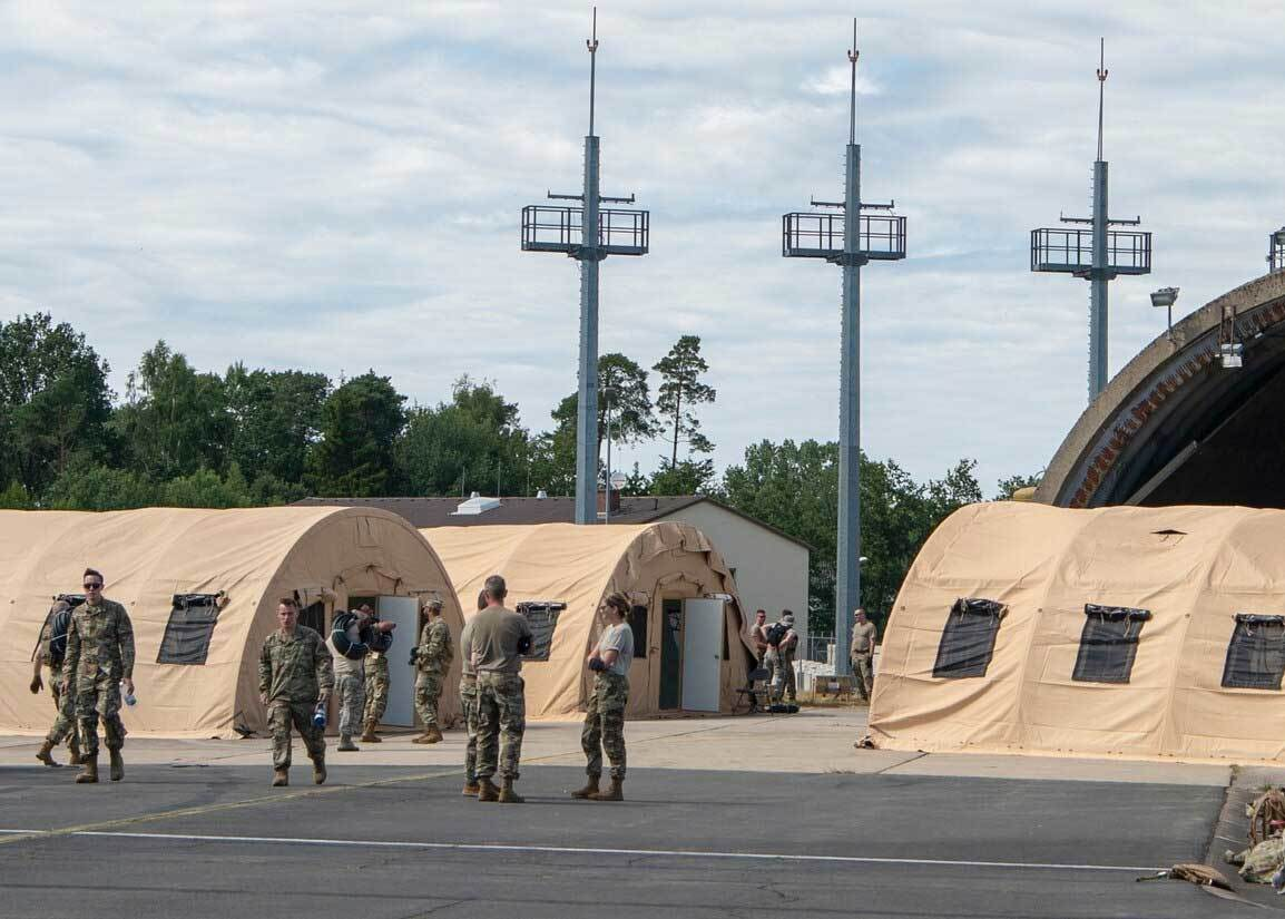 lính Mỹ,phi đội,xung đột